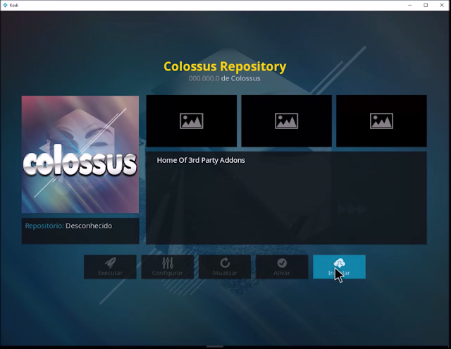 Colossus Repository