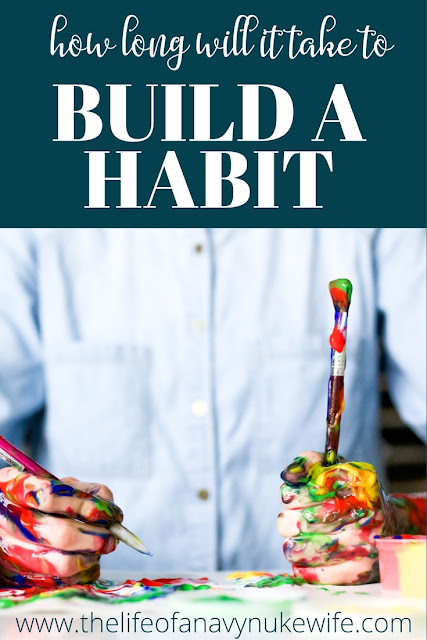 How Long Does it Really Take to Create a New Habit