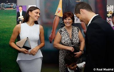 رونالدو يكشف سبب انفصاله عن ايرينا شايك بعد 3 سنوات