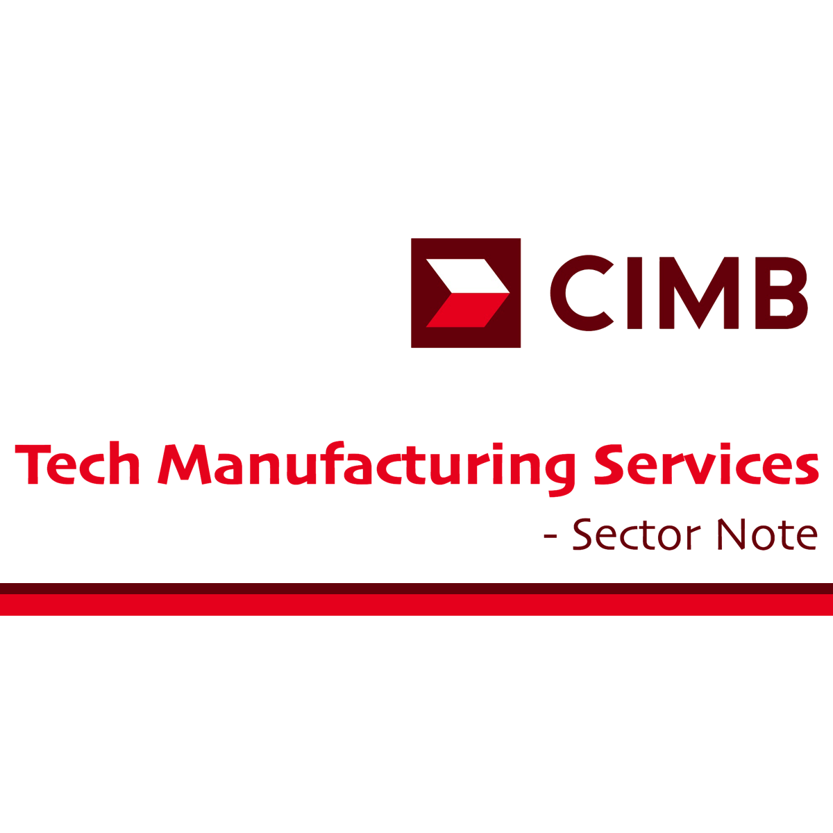 Tech Manufacturing Services - CIMB Research 2016-11-21: Breathing life