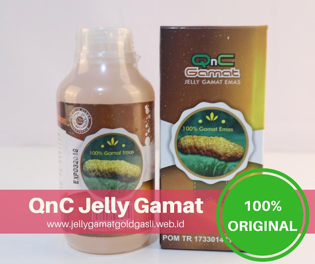 Cara Daftar Menjadi Agen QnC Jelly Gamat Dari Distributor Resmi