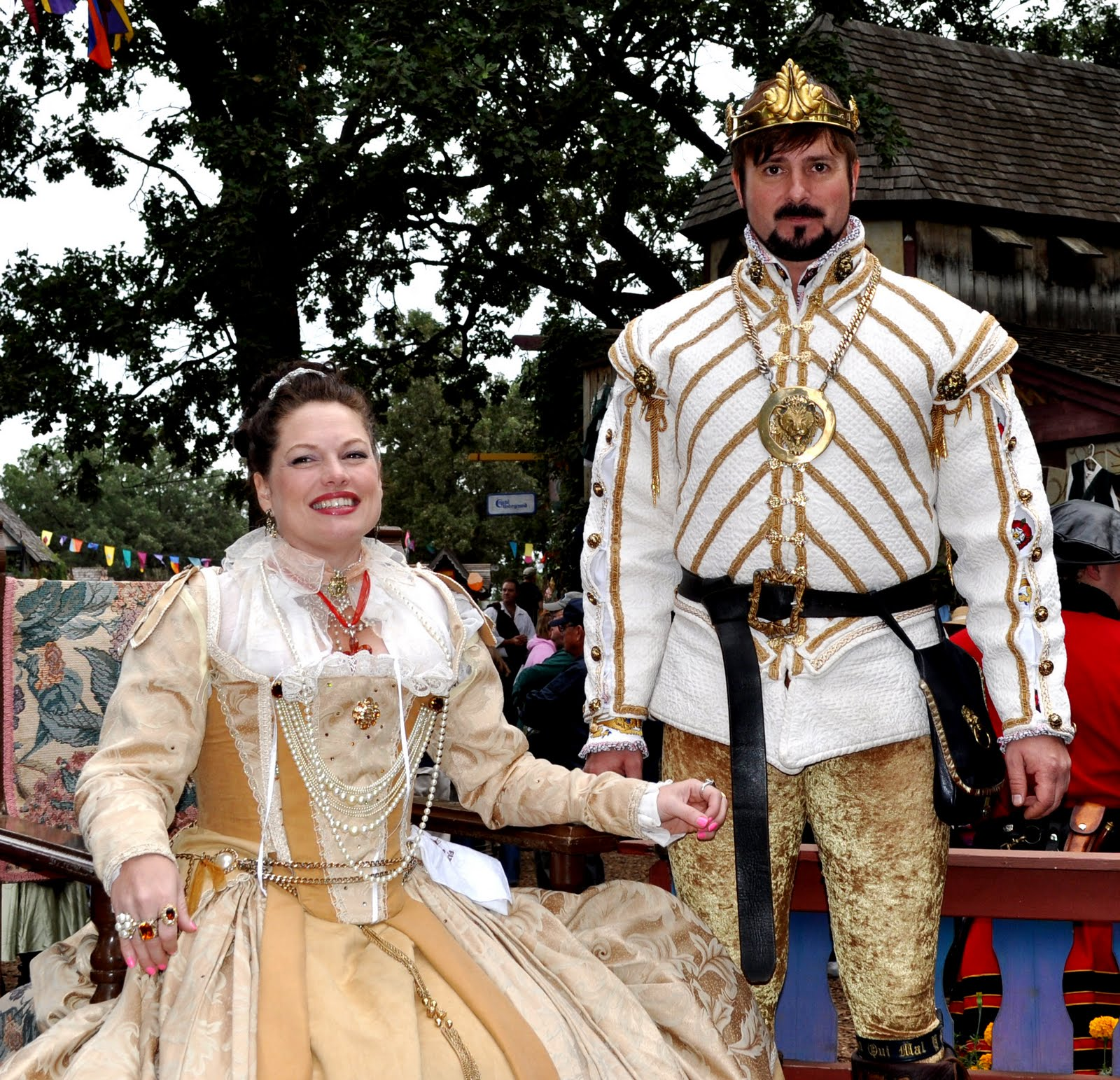 Medieval King and Queen   Flickr - Photo Sharing!  Renaissance King And Queen