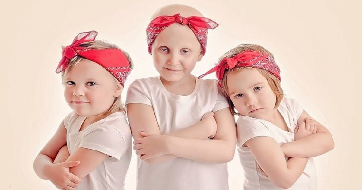 Three Little Girls Who Survived Cancer Send a Powerful Message