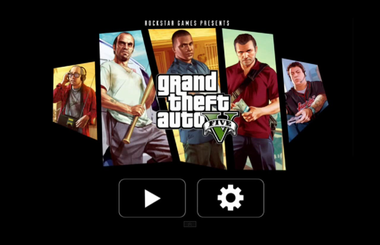 Gta 5 Apk Free for android 22 Mbar