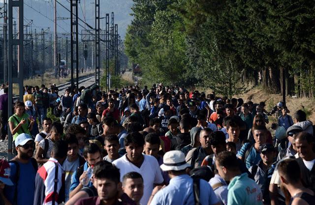 Πως Ελλάδα και Ευρώπη έφθασαν στο σημερινό χάος με το προσφυγικό