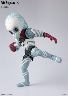 Imágenes del S.H.Figuarts de Ultraman, Alien Guts - Tamashii Nations