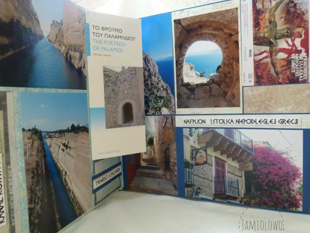 atrakcje turystyczne -Palamidi, Nafplion,kanał Koryncki