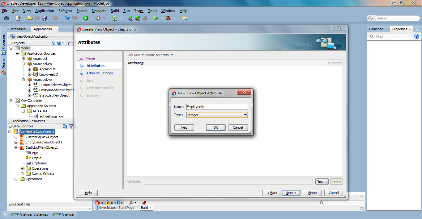 Oracle adf 12c application development framework tutorial for and click next baditri Images
