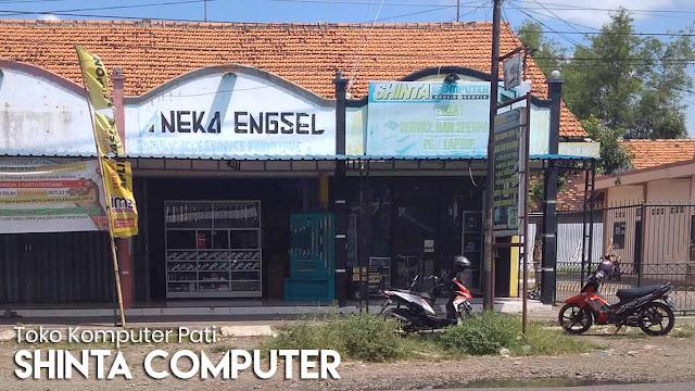 Shinta Computer Pati