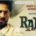 Raees Hindi movie review
