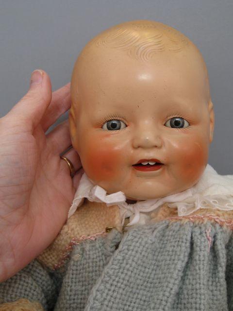 the toy box philosopher horsman dimples doll. Black Bedroom Furniture Sets. Home Design Ideas