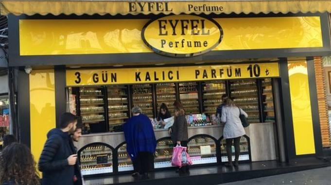 Eyfel Parfüm Bayilik Şartları