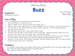 Math Game Monday is BACK! - Teaching Maths with Meaning