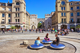Karlsplatz de Munich