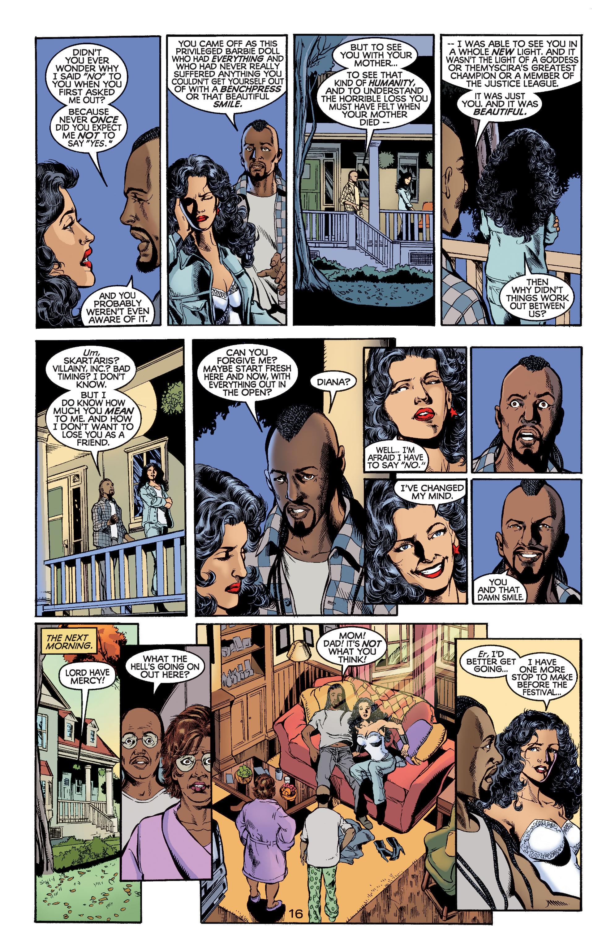 Read online Wonder Woman (1987) comic -  Issue #188 - 17
