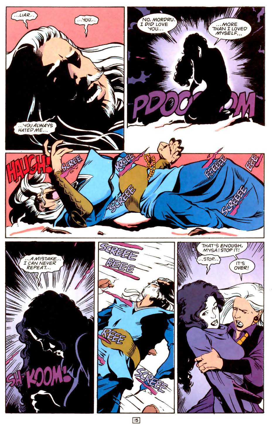 Legion of Super-Heroes (1989) 48 Page 15