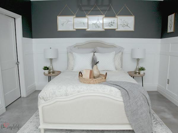 Master Bedroom Makeover - Final Reveal...