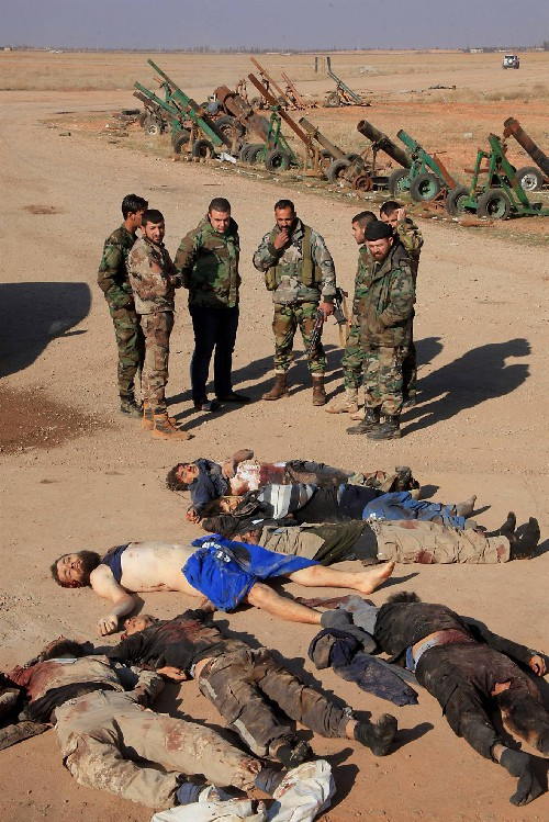 600 ISIS Terrorists Killed in Clashes with Syrian Army Only in Last