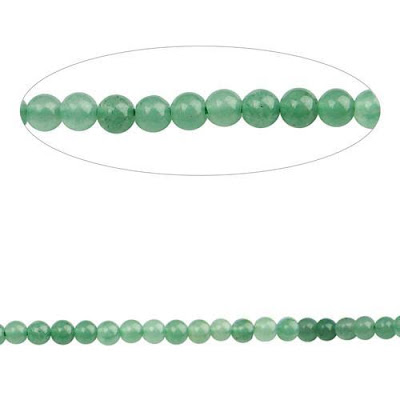 Shop Nile Corp Wholesale 8mm Green Aventurine Beads