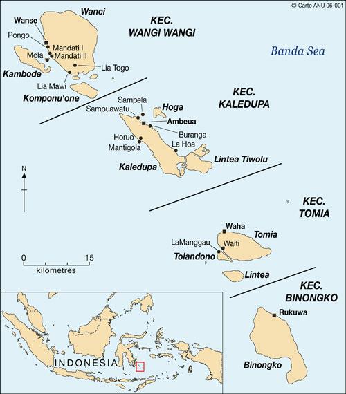 Hoga Dive Inn Wakatobi Indonesia