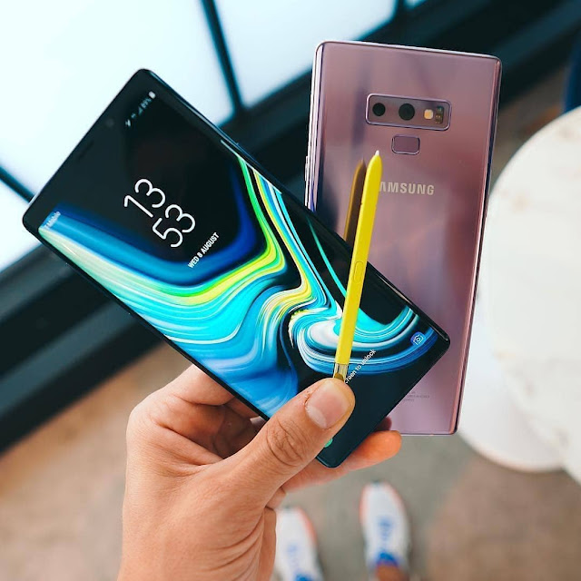 Samsung Galaxy Note 9 Specification And Review