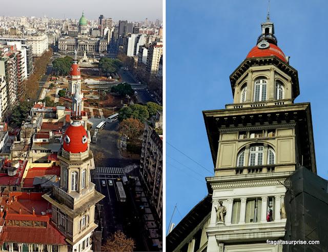 Edifício La Inmobiliaria, Avenida de Mayo, Buenos Aires