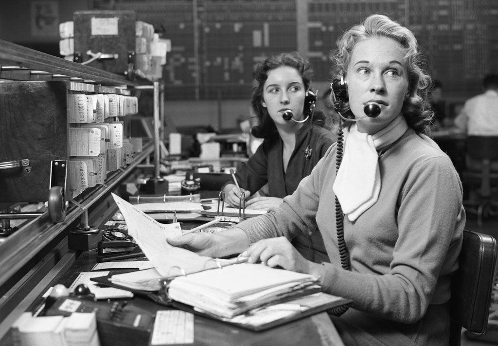 TCA 예약 센터(1954년)