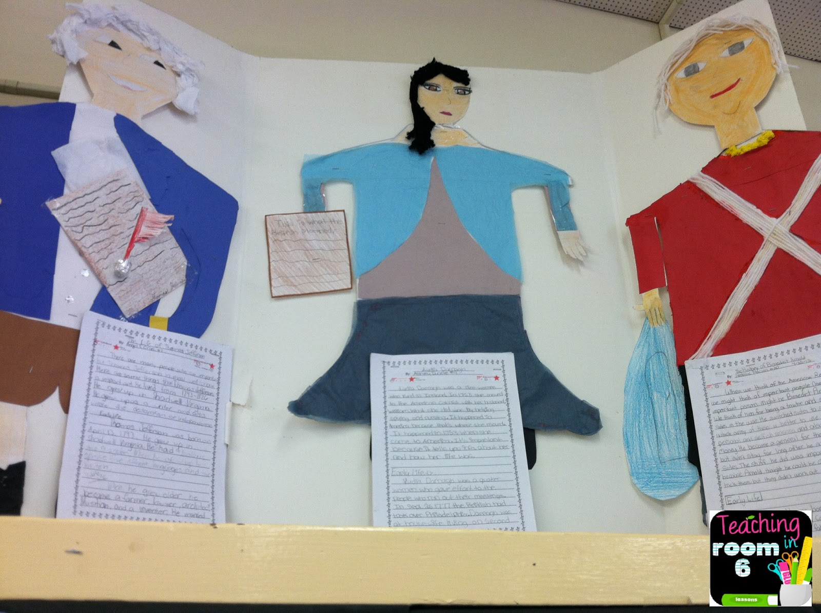 hanger people biography teaching in room 6 once the writing is done the fun begins i ask the students to create a hanger person in the likeness of their research subject using a hanger tagboard