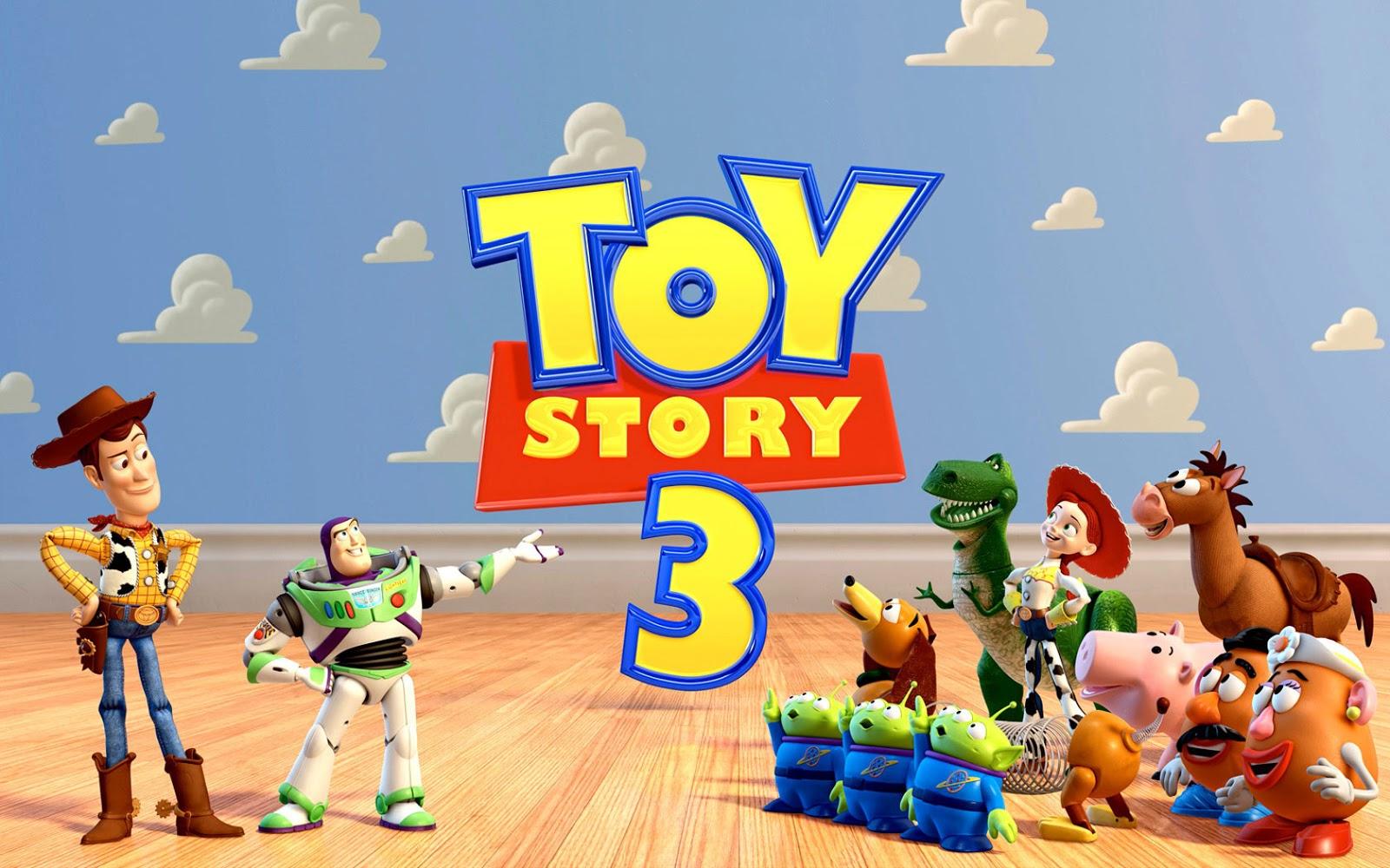 Pixar juega con nuestra nostalgia  es asi que 11 años despues de Toy Story  2 801f87d253b