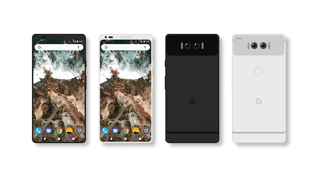 This Pixel 2 concept is the Smartphone we want Google to build