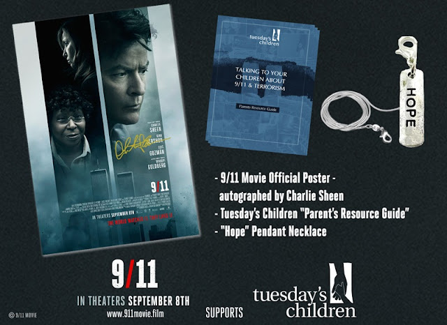 #Remember911 Gift Pack Giveaway #sponsored