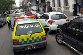 Nuevos controles sobre estacionamientos en la vía pública