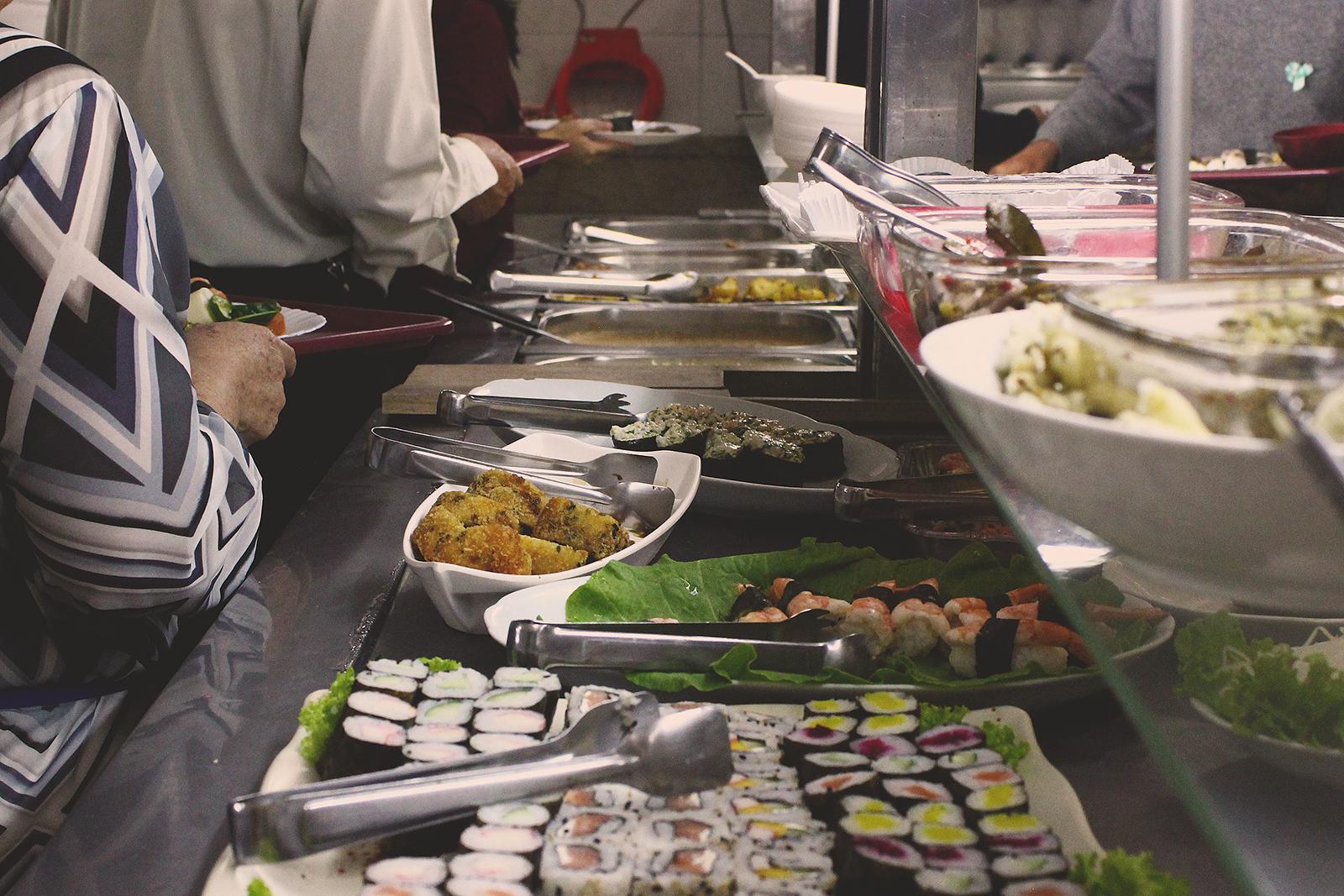 restaurante self service oriental