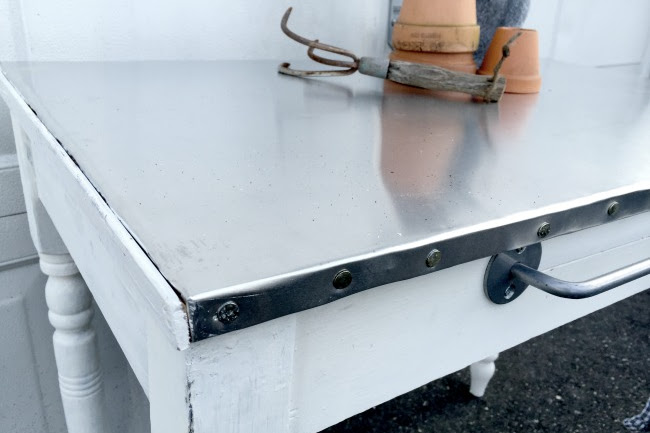 How to Fix a Damaged Table Top