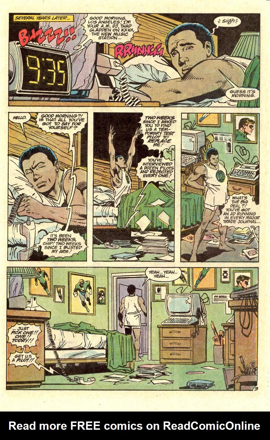 Read online Secret Origins (1986) comic -  Issue #36 - 4