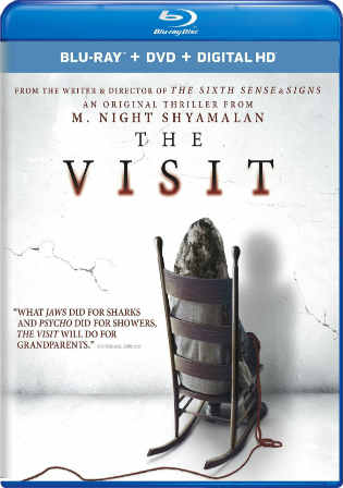 The Visit 2015 BluRay 900MB Hindi Dual Audio 720p Watch Online Full Movie Download bolly4u