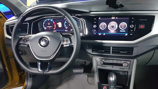 VW Polo 2018