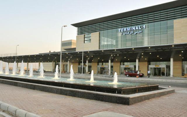 مطار برج العرب بالاسكندرية Alexandria Borg El Arab Airport