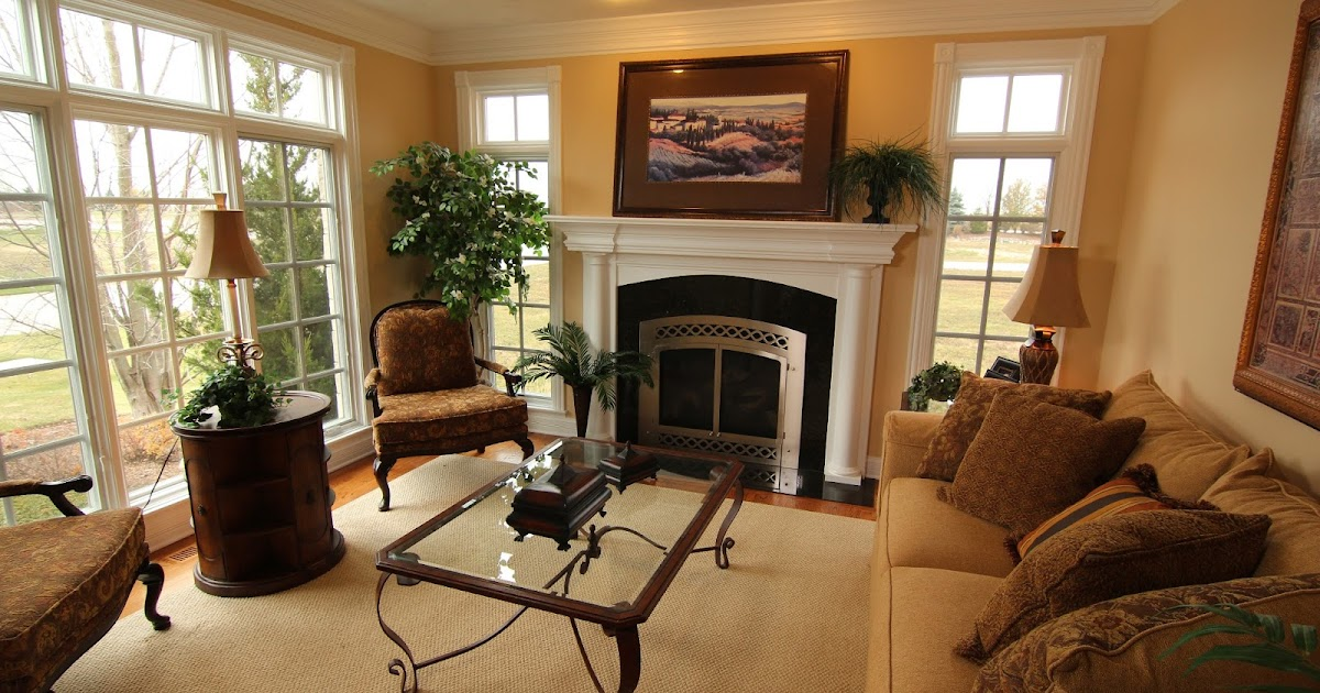 Home Channel TV Blog: Cozy Fireplace Decor: Tips For