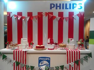 Berbagai pilihan warna Mixer terbaru Philips