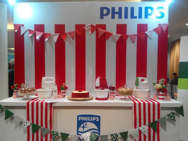 Kelebihan Mixer & Blender Terbaru Phillips
