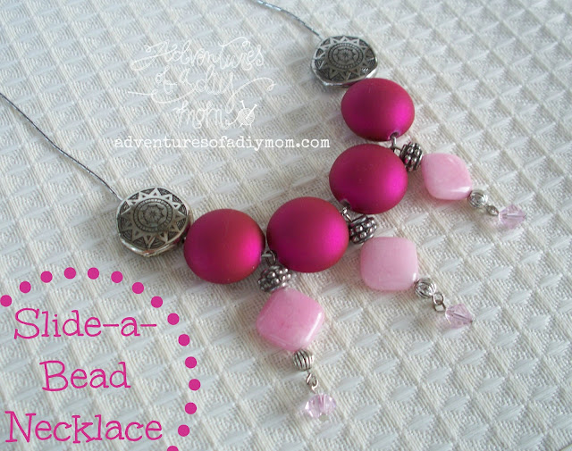 Slide a Bead Necklace
