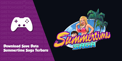 [UPDATE] Download Summertime Saga Latest Version 15.30 + Save Data Terbaru