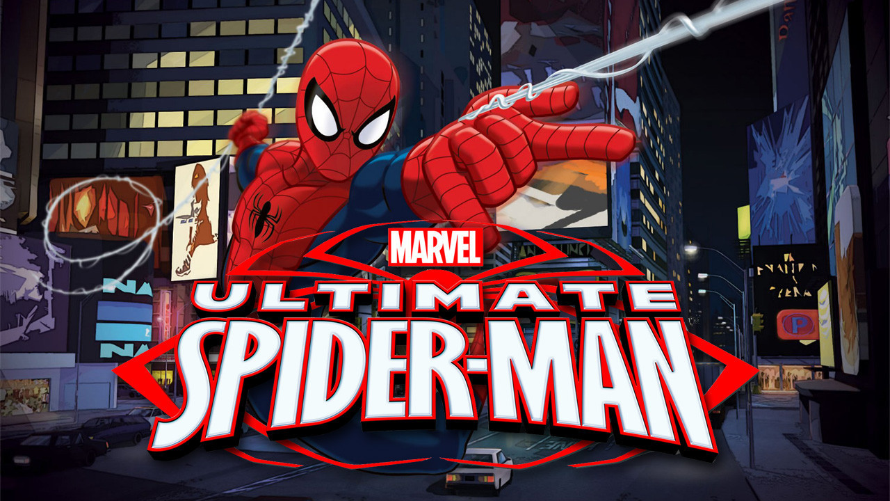Ultimate Spider-Man en la pantalla chica.