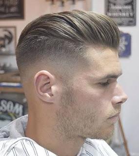 Model Rambut Pendek Pria Terpopuler Rekomendasi Barber Shop Ternama. Bagian  model rambut lelaki yang ... e34d8e7a88