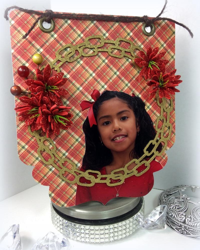 Monica Almost Christmas