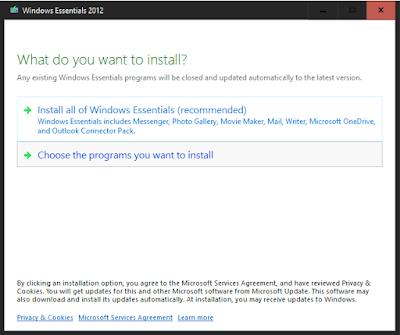 Πως να εγκαταστήσετε το Windows Movie Maker 2012 σε Windows 10 2