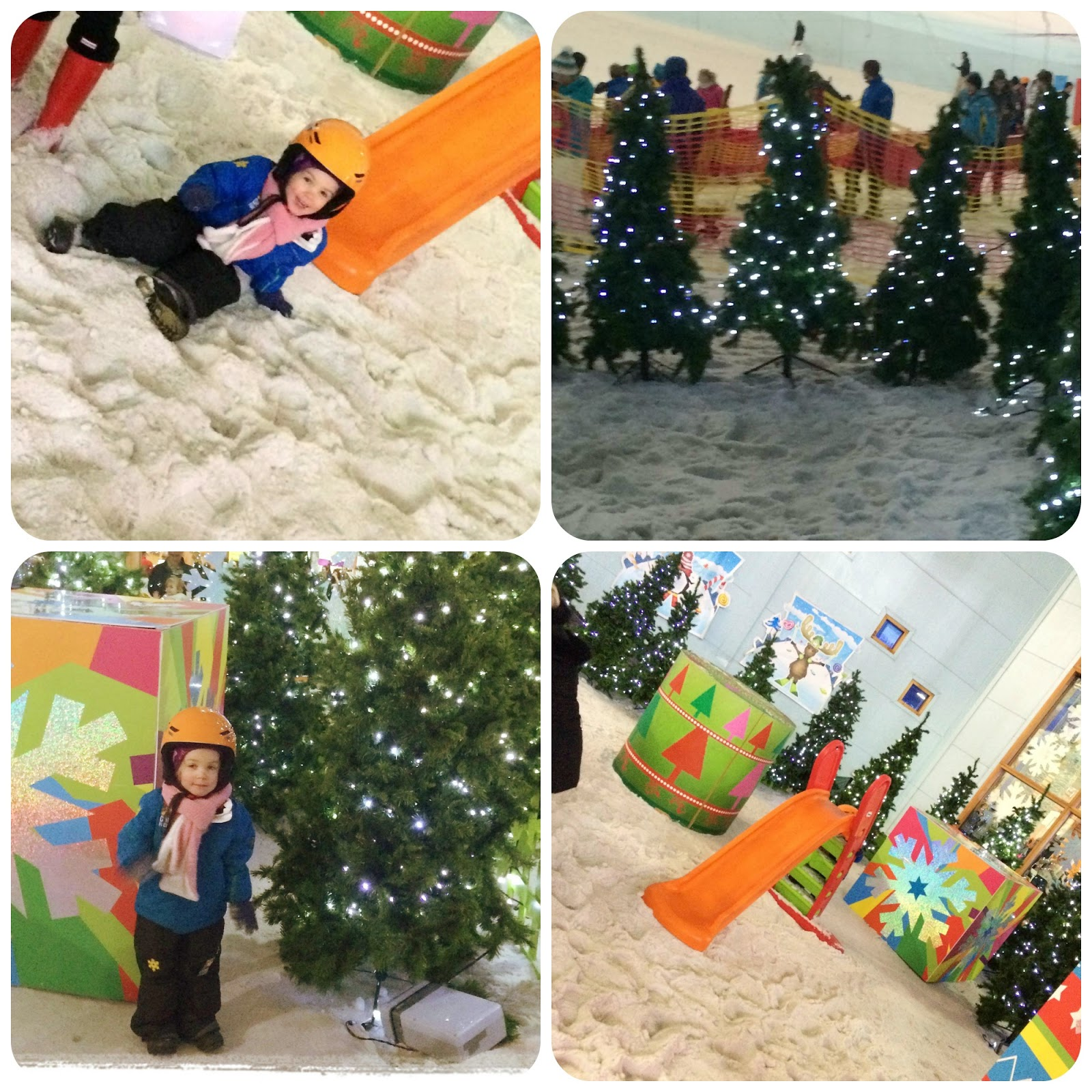 Mini Moose Land - Chill Factore - Christmas - Snow Play