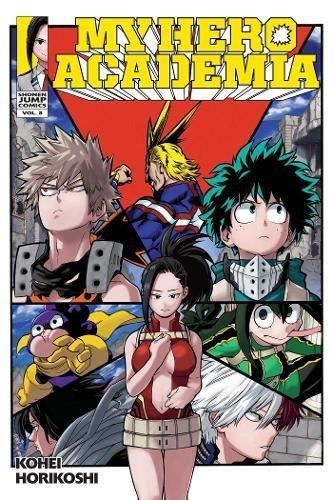 My Hero Academia: Volume 8 - Kohei Horikoshi