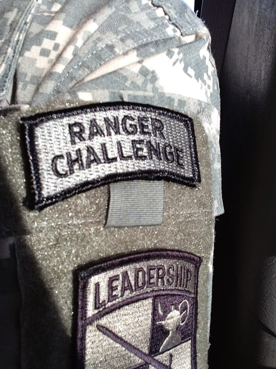 Army ROTC Ranger Challenge Competition on Hungry Gator Gal
